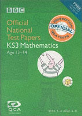 National Test Papers KS3 Maths (QCA) 2003