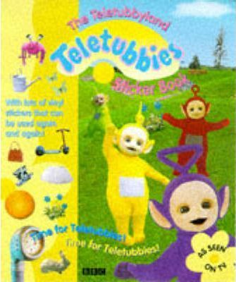 """Teletubbies"": Teletubbyland Sticker Book"