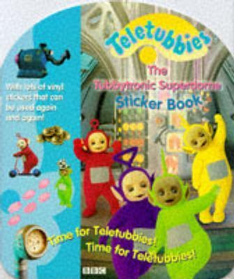 """Teletubbies"": Tubbytronic Superdome Sticker Book"