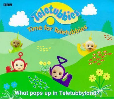 """Teletubbies"": Time for Teletubbies - Lever Board Book"