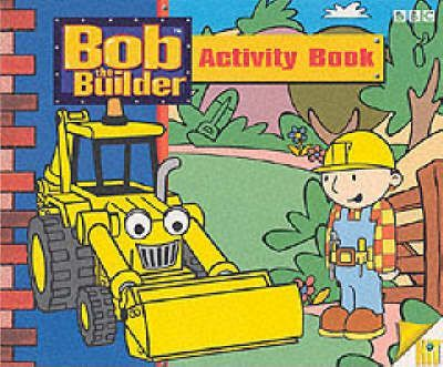 Bob the Builder: Colour Puzzle Book