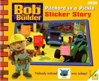 Bob the Builder: Picture-word Sticker Book