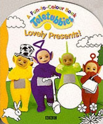 """Teletubbies"": Lovely - Colouring Activity Book"