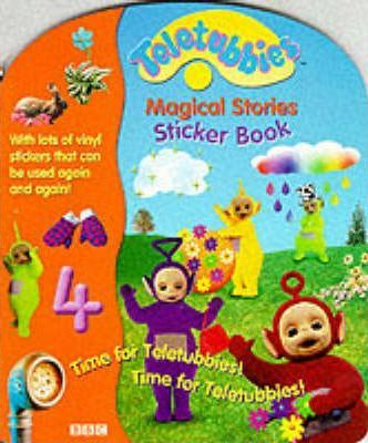 """Teletubbies"": Magical Stories - Sticker Book"
