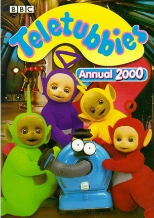 """Teletubbies"" Annual 2000"