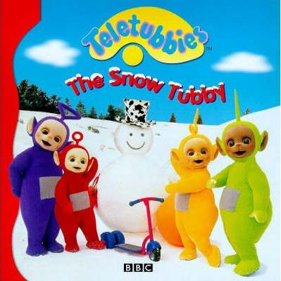 """Teletubbies"": The Snow Tubby"