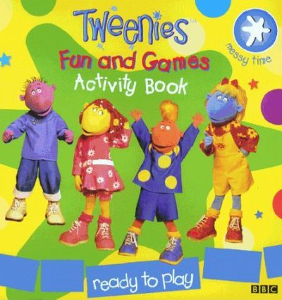 """Tweenies"": Fun and Games with the Tweenies Activity Book"