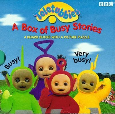 """Teletubbies"": A Box of Busy Stories"