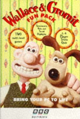 Wallace and Gromit Fun Pack