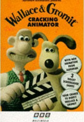 Wallace and Gromit: Cracking Animator: CD-Rom
