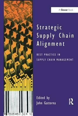 Strategic Supply Chain Alignment