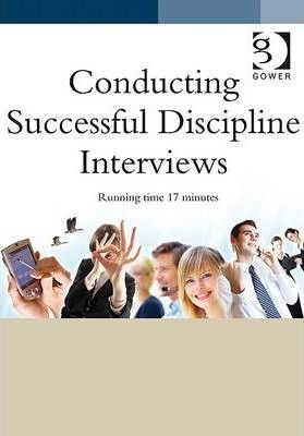 Conducting Successful Discipline Interviews