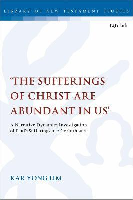 'The Sufferings of Christ Are Abundant In Us'