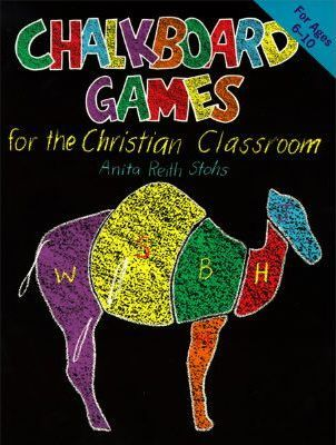 Chalkboard Games for Christian Classroom