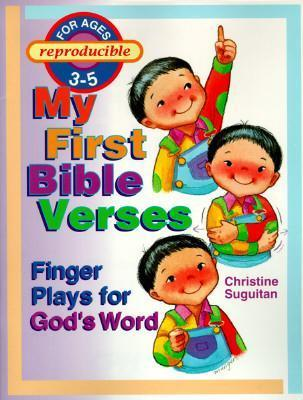 My First Bible Verses -Finger Plays