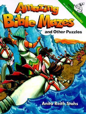 Amazing Bible Mazes and Other Puzzles