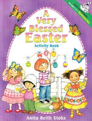 Very Blessed Easter Activity Book