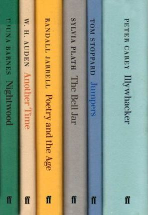 The Faber Library: Volumes 13-18