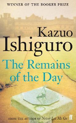 The Remains of the Day Cover Image