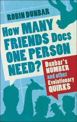 How Many Friends Does One Person Need?