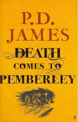Death Comes to Pemberley Cover Image