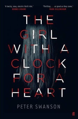 The Girl with a Clock for a Heart