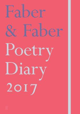 Faber & Faber Poetry Diary 2017 : Coral