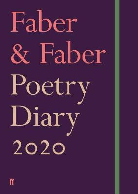 Faber & Faber Poetry Diary 2020