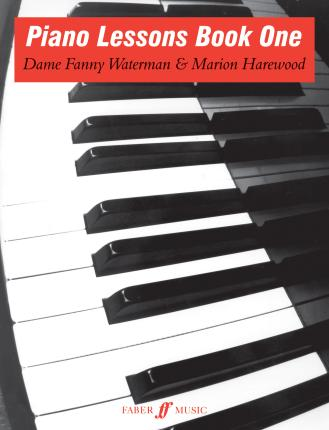 Piano Lessons Book One : Fanny Waterman : 9780571500246