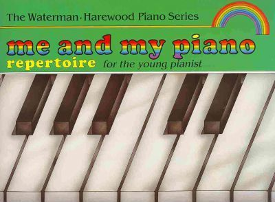 Me And My Piano Book Part 2 Waterman /& Harewood Sheet Music Book New Edition!
