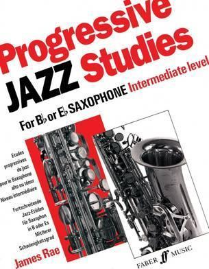 Progressive Jazz Studies 2 (Saxophone)