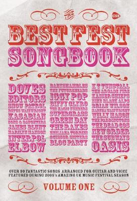 Best Fest Songbook: [Volume one]