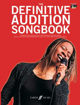 Definitive Audition Songbook