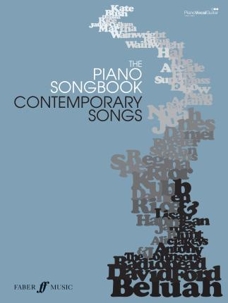 Piano Songbook: Contemporary Songs