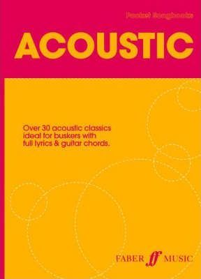 Pocket Songbook: Acoustic