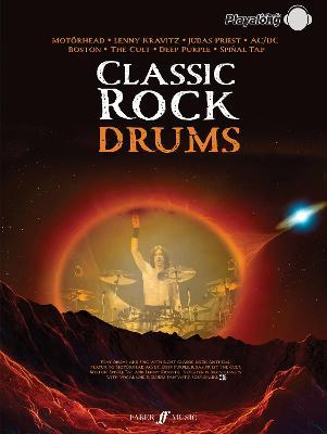 Classic Rock Authentic Drums Playalong