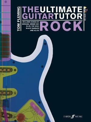 The Ultimate Guitar Tutor Pop Rock Guitar Tab Learn Play FABER Music BOOK /& CD