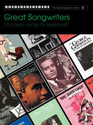 Easy Keyboard Library: Great Songwriters
