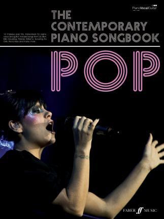 The Contemporary Piano Songbook: Pop