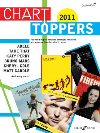 Chart Toppers, 2011