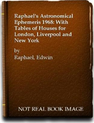 Raphael's Astronomical Ephemeris 1968