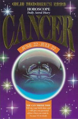Old Moore's Horoscope and Astral Diary, 1999: Cancer