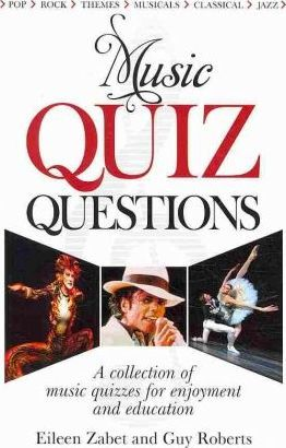 Music Quiz Questions Eileen Zabet 9780572035716
