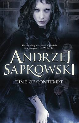 Time of Contempt Cover Image