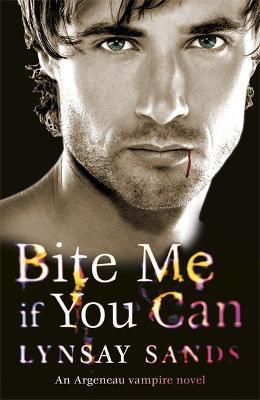 Bite Me If You Can : An Argeneau Vampire Novel
