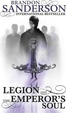 Image result for legion and the emperor's soul cover
