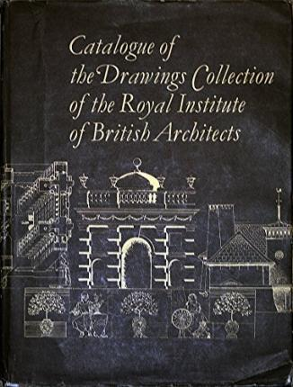 Drawings Collection of the Royal Institute of British Architects: v. B