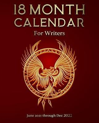 18 Month Calendar for Writers