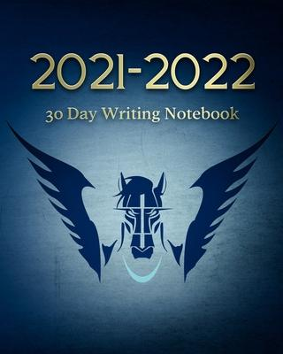 2021-2022 30 Day Writing Notebook
