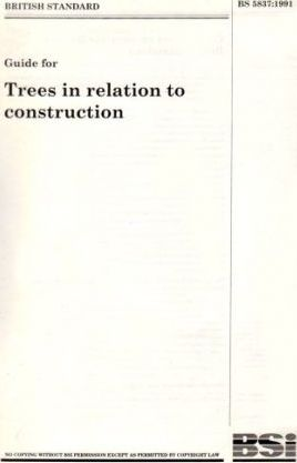 Guide for Trees in Relation to Construction